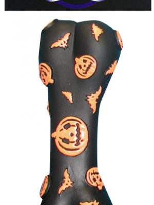 "49522 HALLOWEEN VINYL ""BOO"" BONE 7in / HEADER"