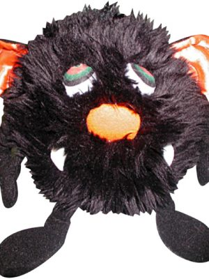61708 HALLOWEEN SCREECHING HAIRY GHOUL(BLACK) HALLOWEEN TAG