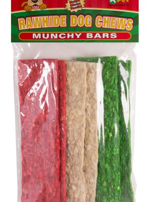 "13388 Christmas 7"" Munchy Holiday Bars"