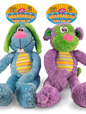 "60115 Grabbables Plush 17"" Toys"