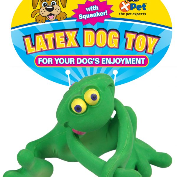 09602 Latex 4 Inch Gigantic Long Armed Frog